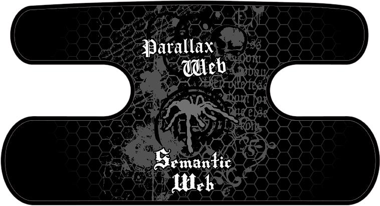 ハンドラップ Semantic-Web ブラック×グレー