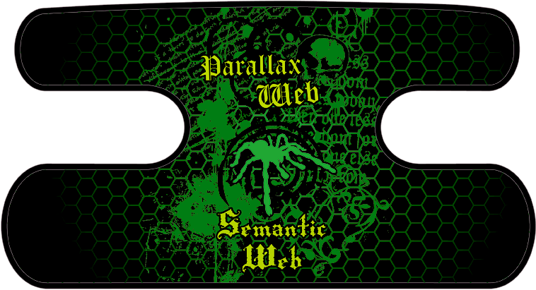 ハンドラップ Semantic-Web ブラック×グリーン