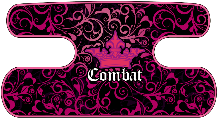 ハンドラップ Floral Combat ピンク