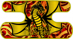 ハンドラップ Combat Rising Wyvern イエロー