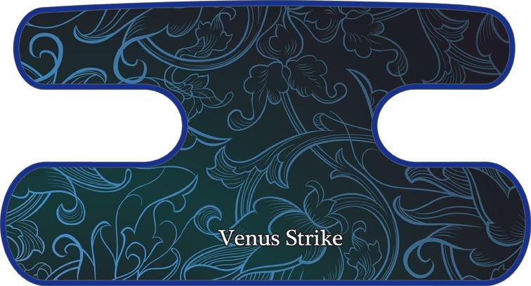 ハンドラップ Venus Strike ブルー