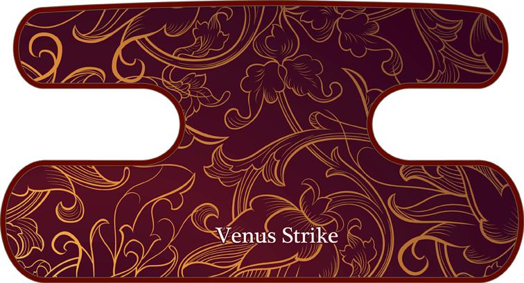 ハンドラップ Venus Strike ブラウン