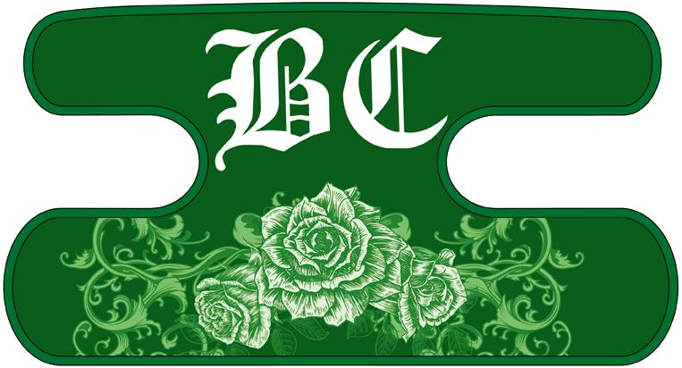 ハンドラップ Ornament Rose グリーン