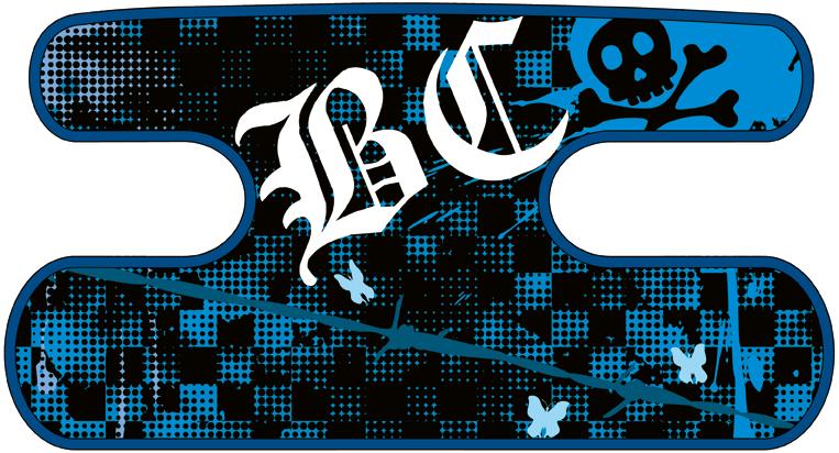 ハンドラップ Dream Fighter ブルー