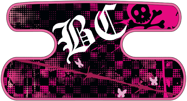 ハンドラップ Dream Fighter ピンク
