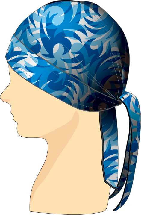ヘッドセット カマイタチ ブルー×ブルー