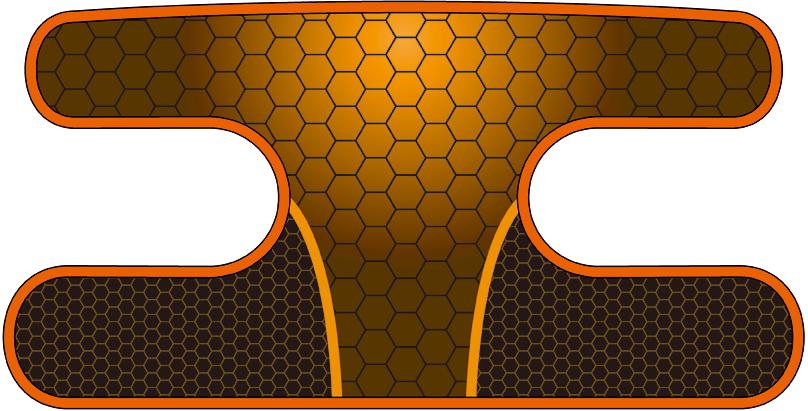 ハンドラップ バトルブレイズ オレンジ
