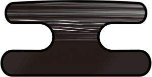 ハンドラップ スラッシングノイズ ブラック