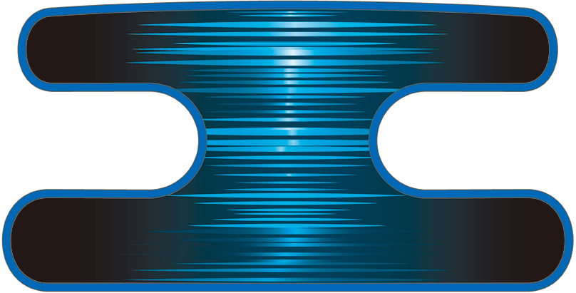 ハンドラップ カラフルノイズ ブルー
