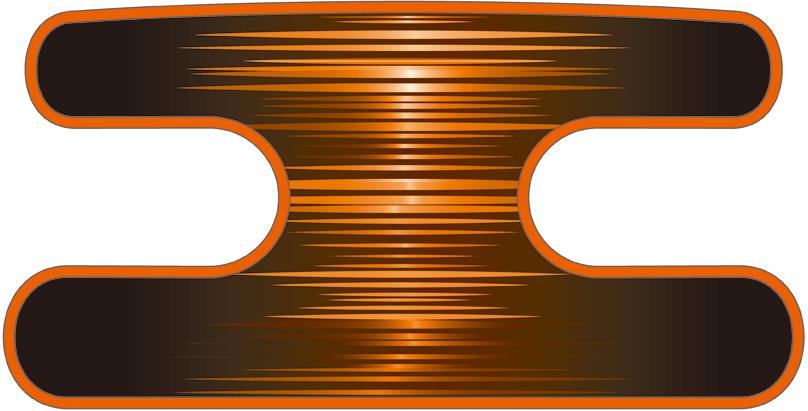 ハンドラップ カラフルノイズ オレンジ