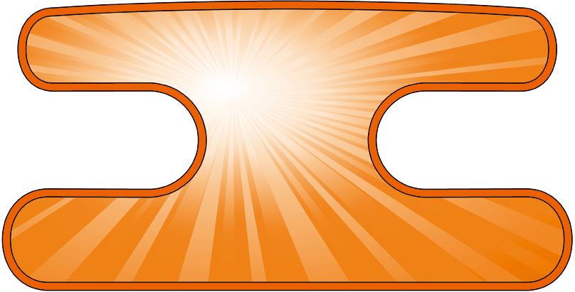 ハンドラップ サンブラスター オレンジ