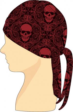 ヘッドセット Giggle Skull