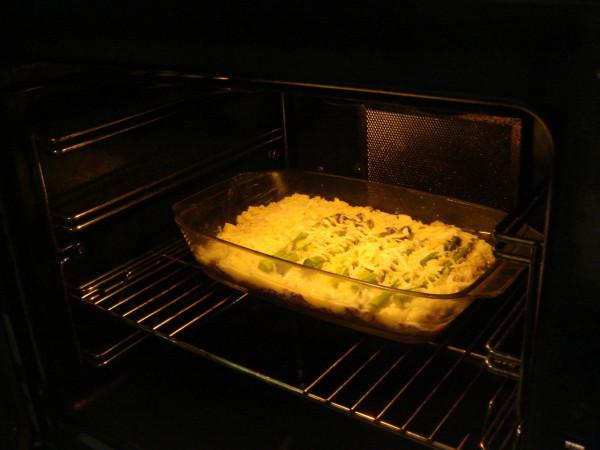 アツアツのオーブン