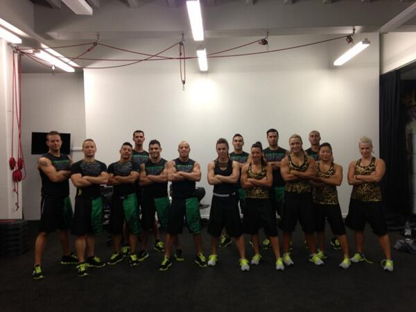 BODYCOMBAT 58 Team