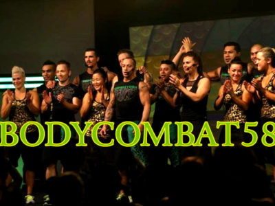 BODYCOMBAT 58-4(コンバットトラック2) レビュー by ライナ