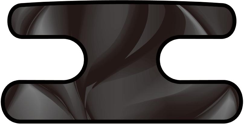 ハンドラップ ドラゴンスケール ブラック