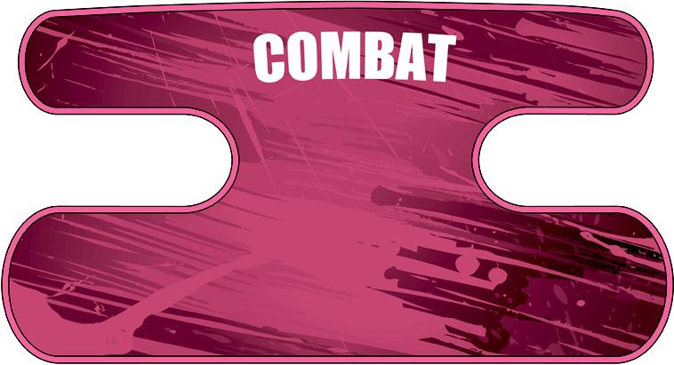 ハンドラップ BLAST COMBAT ピンク