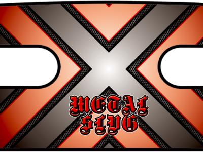 ハンドラップ METAL SLUG(面ファスナー)