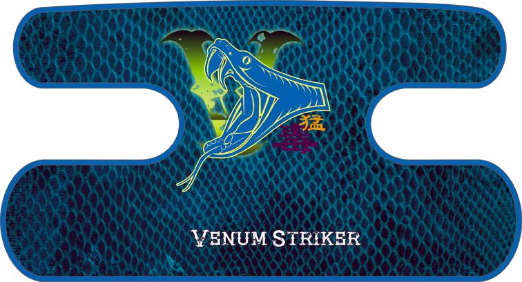 ハンドラップ Venum Striker ブルー