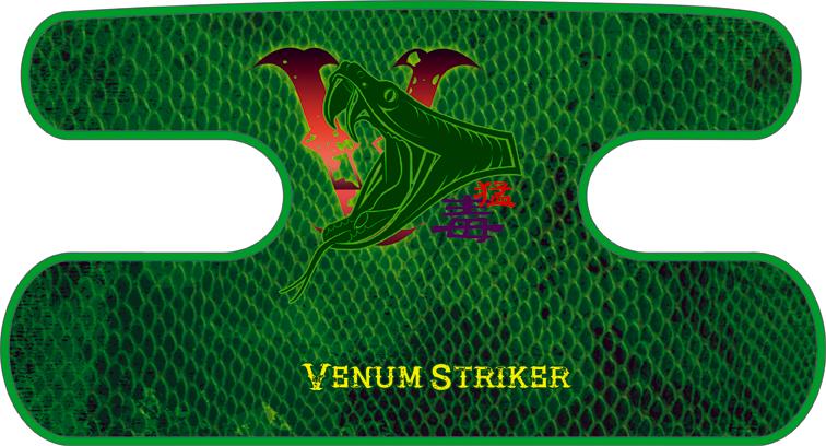 ハンドラップ Venum Striker (面ファスナー)