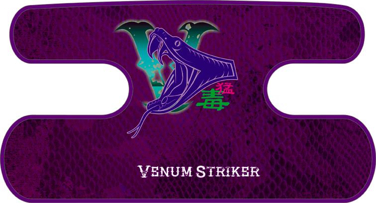 ハンドラップ Venum Striker パープル