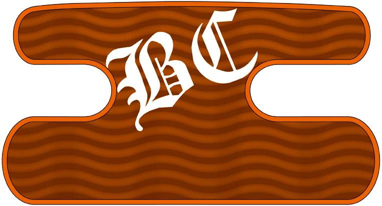 ハンドラップ Ripple Wave オレンジ