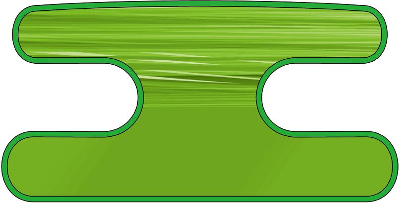 ハンドラップ スラッシングノイズ グリーン