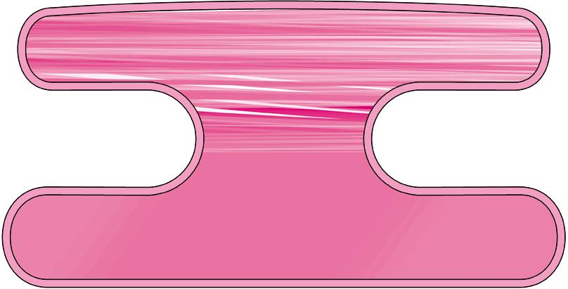 ハンドラップ スラッシングノイズ ピンク