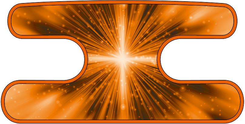 ハンドラップ ビッグバン オレンジ